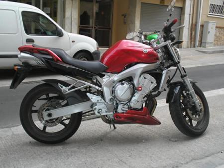 Encyclomoto Com 187 2007 Yamaha Fz6 Abs